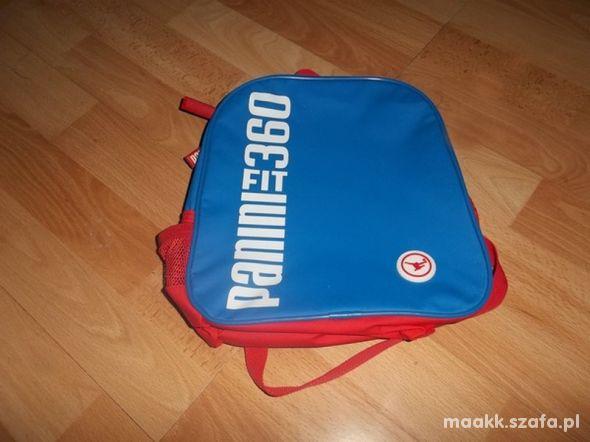 Nowy plecak Panini