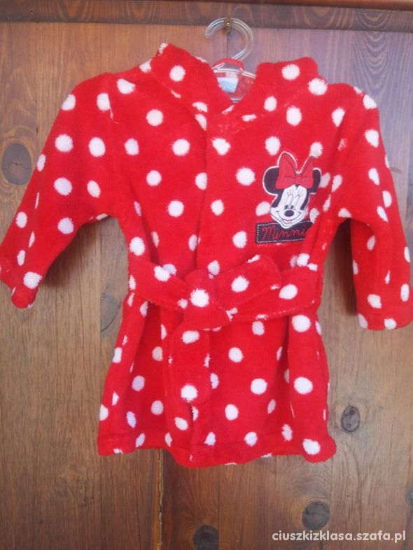 Szlafrok Minnie Mouse