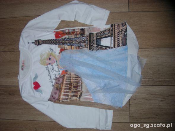 Nowa bluzka Elsa 128