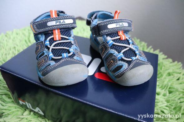 buty firmy FILA