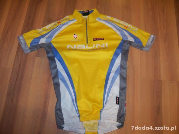 Bluzka rowerowa Nalini rozm 134 140