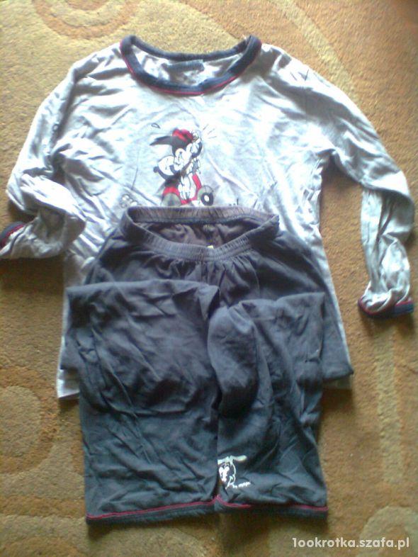 Piżamka rozmiar 122
