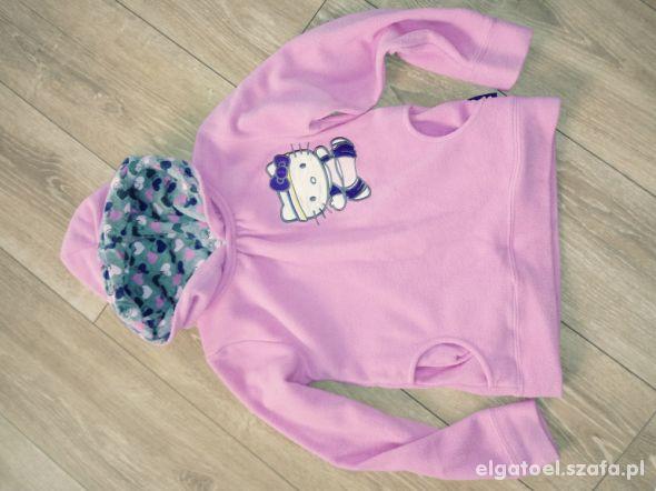 bluza rózowa Hello Kitty