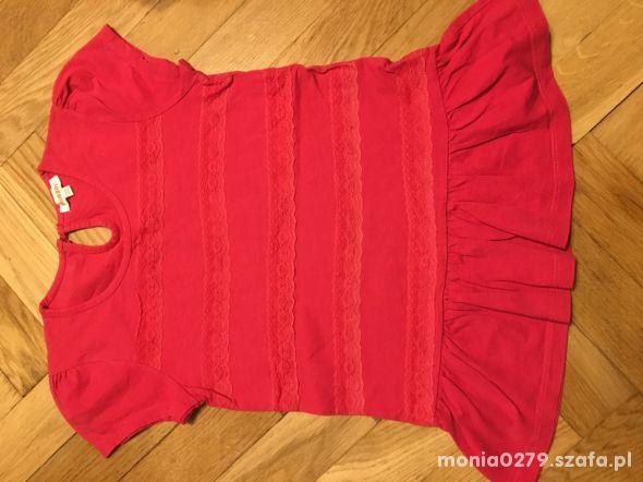 Śliczna bluzeczka 146 152