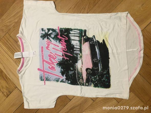 Śliczna bluzeczka CA 134 140