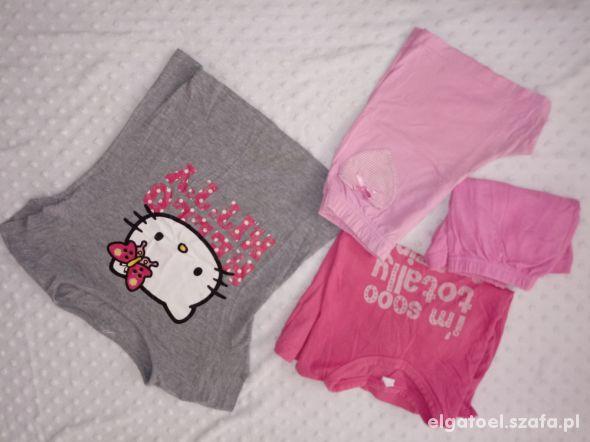bluzeczka Hello Kitty plus gratisy