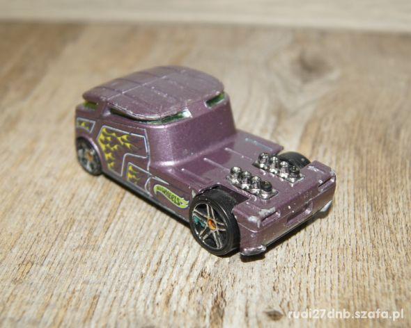 Autka samochody resoraki Hot Wheels zestaw 1