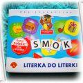 ALEXANDER Literka do literki gra edukacyjna od 5 l