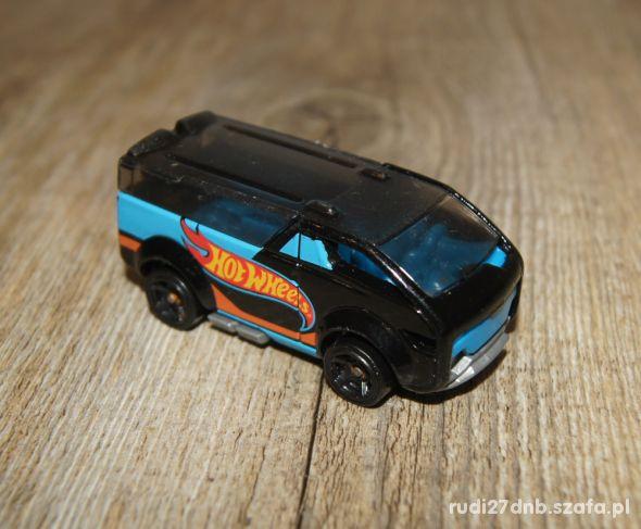 Autka samochody resoraki Hot Wheels zestaw czarny