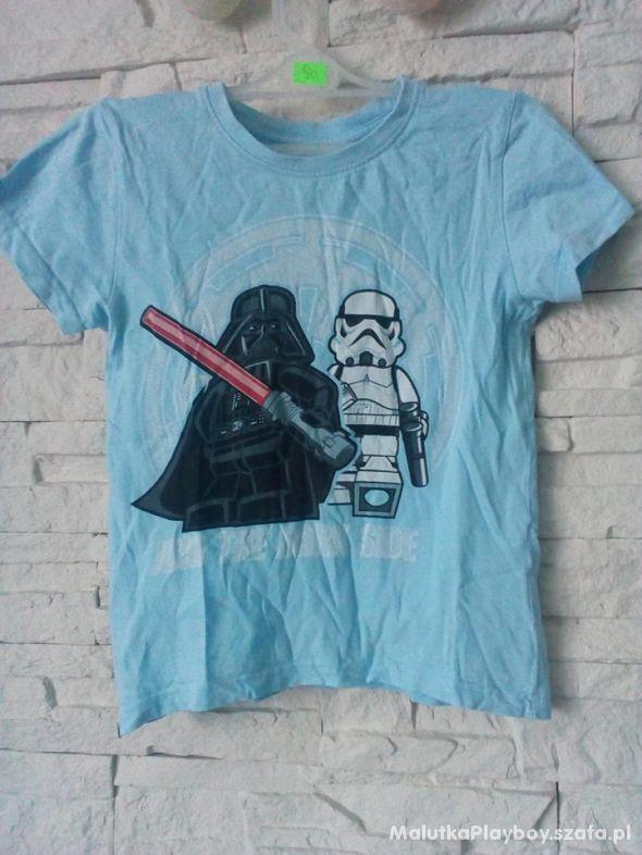 STAR WARS Koszulka błękitna