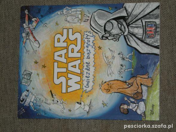 Star Wars Gwiezdne bazgroły