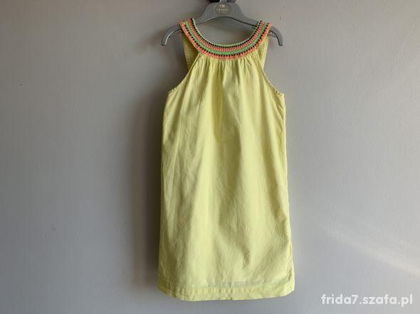 letnia sukienka H&M 134