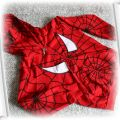 Bluza kaptur maska SPIDERMAN jak nowa