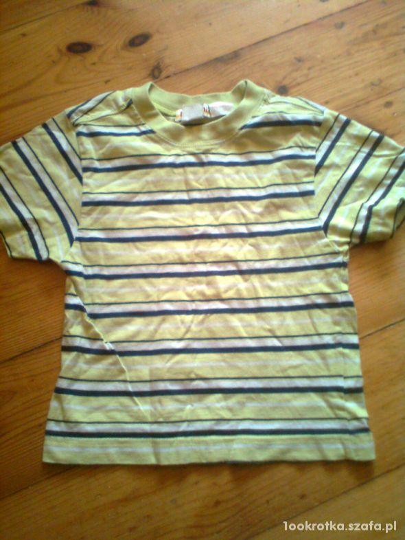 Koszulka i blezerek rozmiar 104