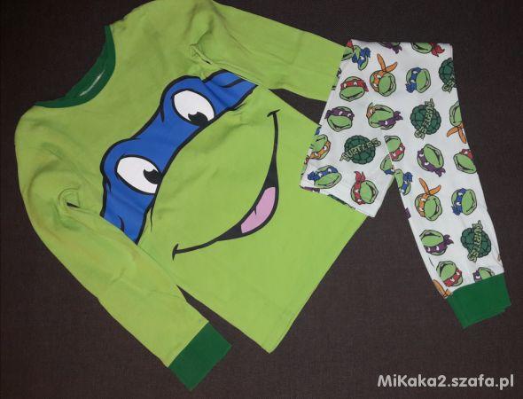 H&M Piżama żółwie Ninja