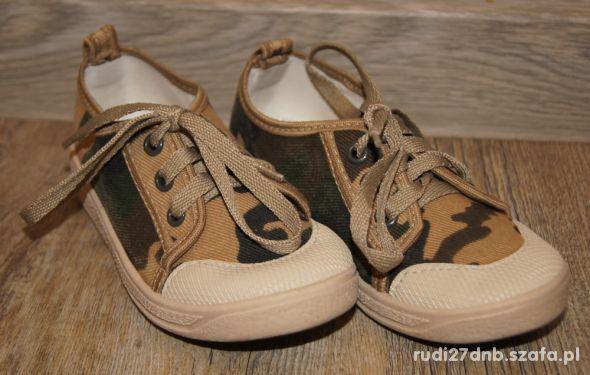 Buty buciki tenisówki chłopiec moro rozm 30