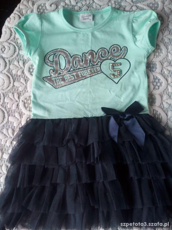 nowa sukienka 104 cm
