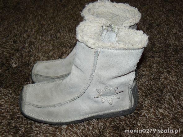 Ciepłe buty BATA 32