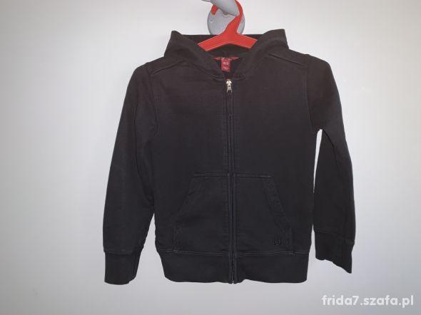 czarna bluza H&M 140 9 10 l
