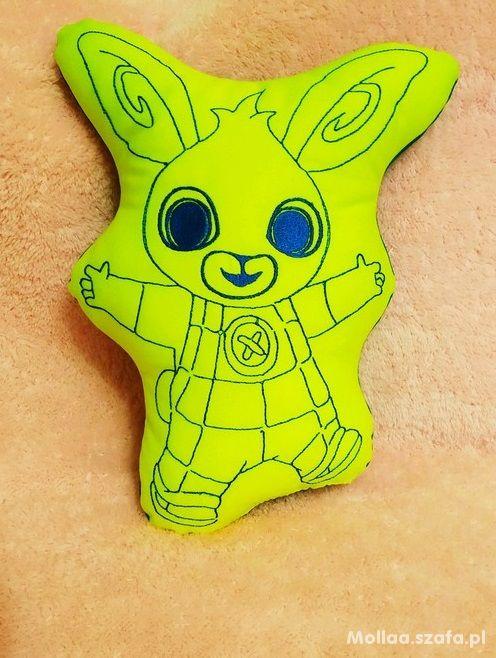 Przytulanka maskotka królik Bing Nowy