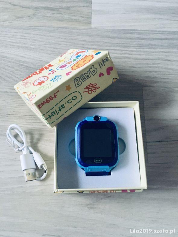 Nowy Smartwatch gps
