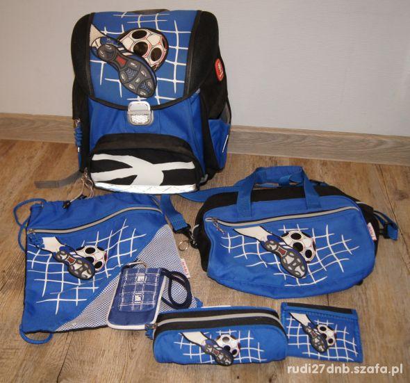 Tornister Hama Step by Step Touch Piłka Nożna