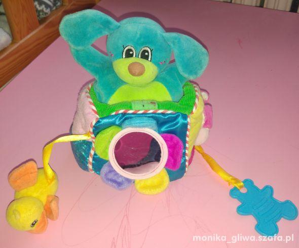 Zabawki sensoryczne dla niemowlaka