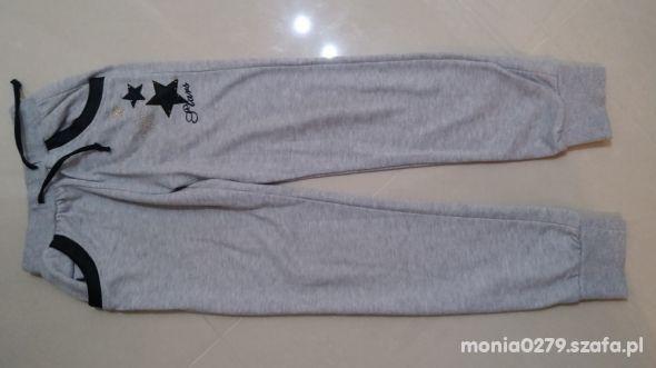 Spodnie dresowe 140 146