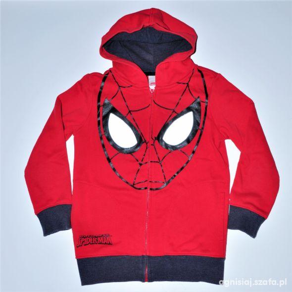 Wiosenna bluza Spiderman z odblaskami C&A 128