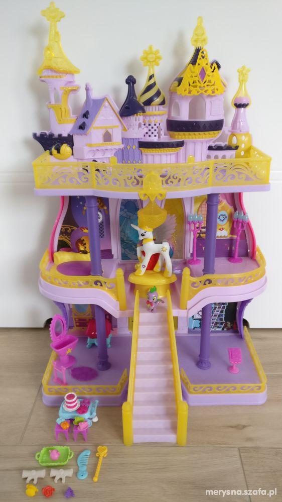 Hasbro My Little Pony MAGICZNY ZAMEK CELESTII